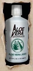 Aloe Vera Juice Kiwi / Strawberry